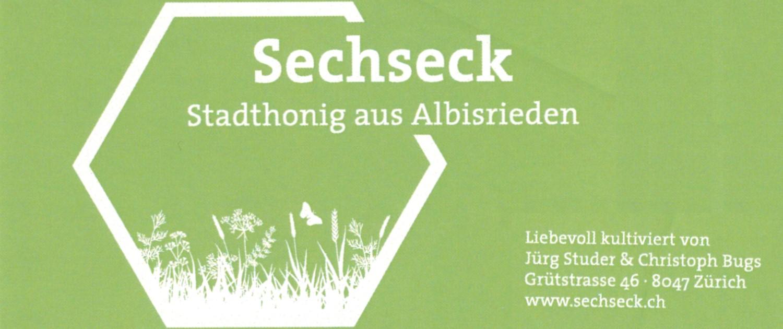 Sechseck - Stadthonig aus Albisrieden Zürich